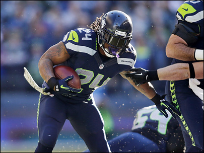 Despite loss, Seahawks remain atop power rankings