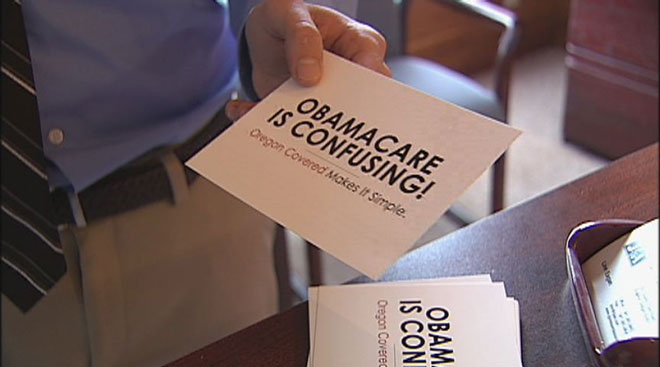 Welcome to Obamacare, Oregon: 'Huge concerns for our individuals'