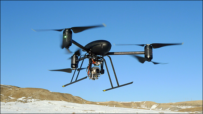 FAA considers approving drones for filming movies