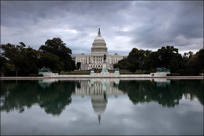 Gov't shutdown looming: Weekend showdown at the Capitol
