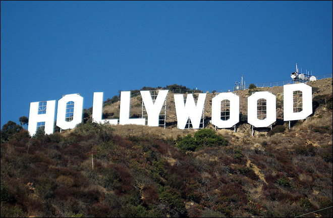 Report: Hollywood is less gay-friendly off-screen