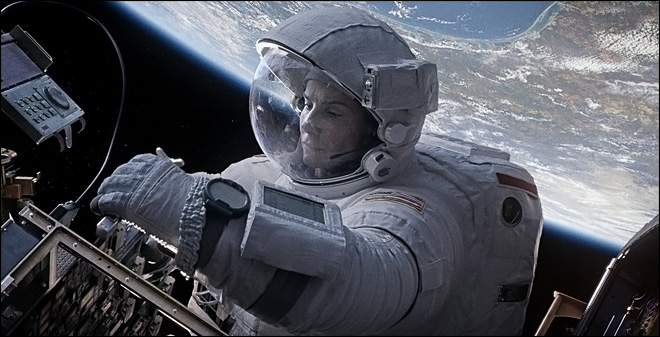 'Gravity' breaks a box office record