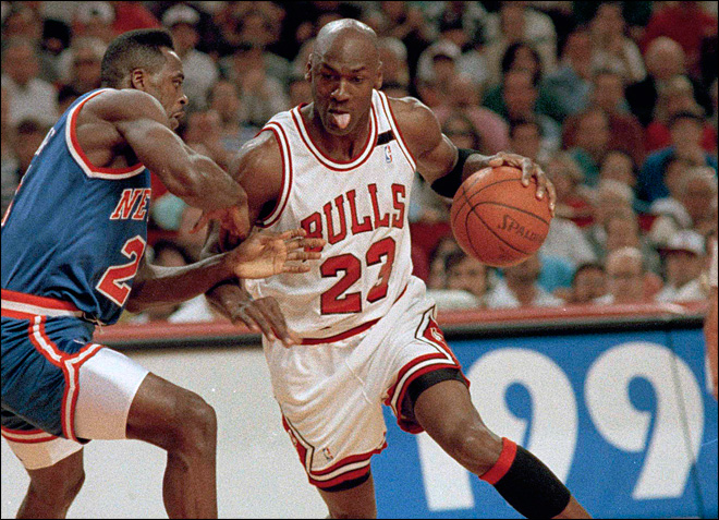 Jordan: In my prime, I could beat LeBron James 1-on-1