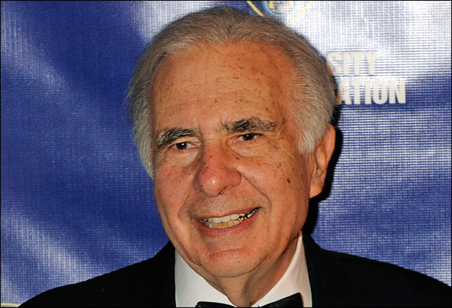 Icahn wants Apple to spend $150 billion buying its stock