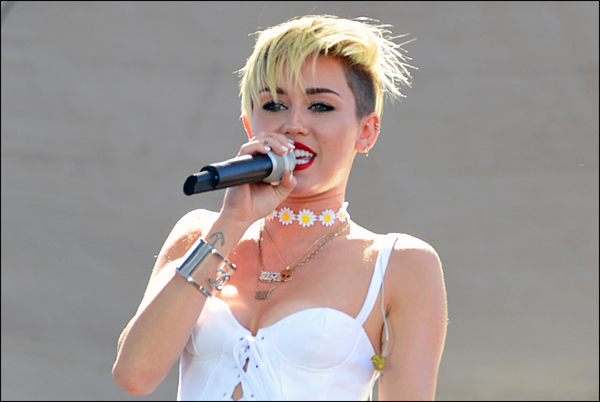 Miley Cyrus fires back at Sinead after warning about sexual exploitation