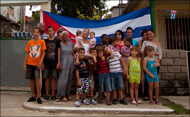 Havana neighbors marvel at 12 sets of twins living on 2 blocks