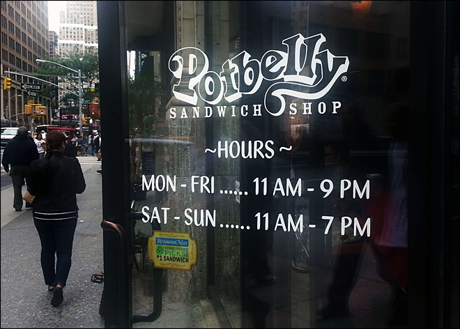 Potbelly more than doubles in debut on the Nasdaq