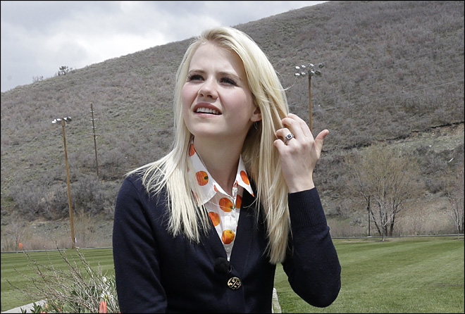 Elizabeth Smart details kidnapping in new memoir