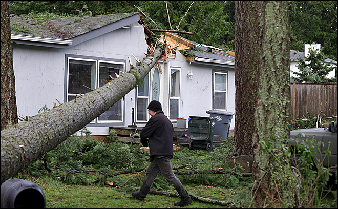 110 mph winds in Washington tornado? How do they know?