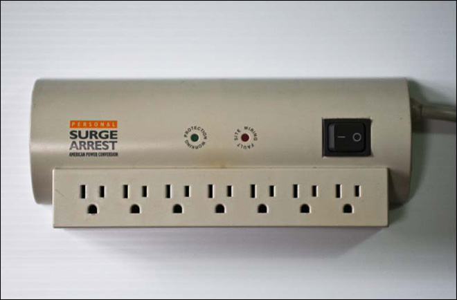 15 million surge protectors recalled due to fire hazard