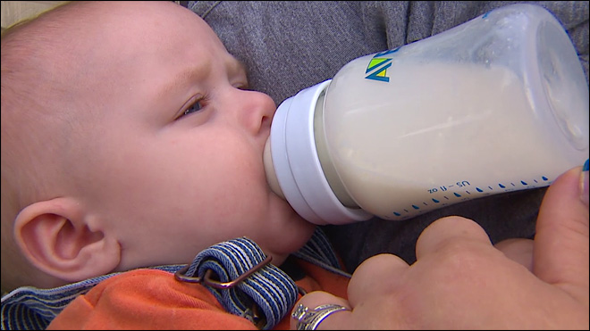 Experts call for safe breast milk-sharing system