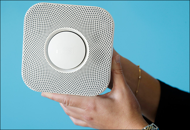 Gadget guru tries to smarten up smoke detectors