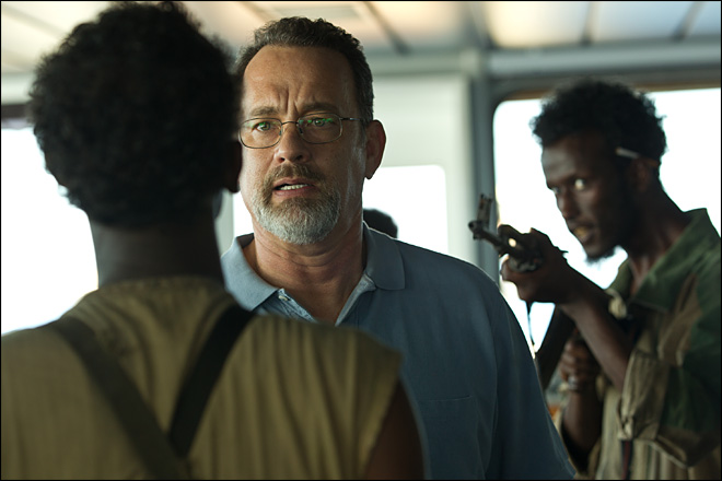 Review: Tom Hanks stellar in harrowing 'Captain Phillips'