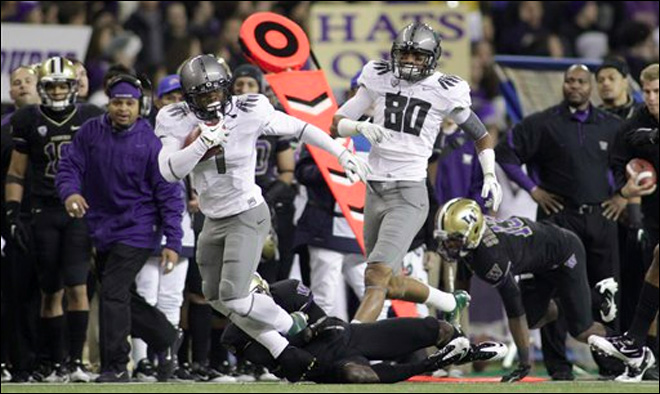 When it comes to Huskies and Ducks, acrimony reigns