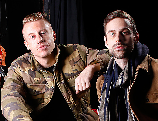 Macklemore & Ryan Lewis lead with 6 AMA nods