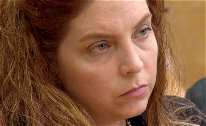 Kyron Horman's stepmother appears at divorce hearing, still says nothing