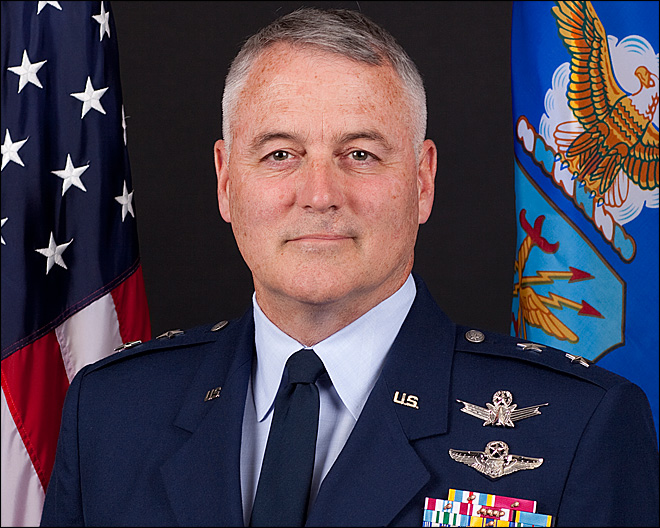 Air Force fires general in charge of nuclear missiles