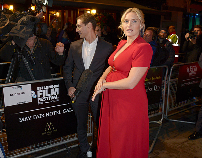 BFI London Film Festival - May Fair Hotel Gala - Labor Day Premi