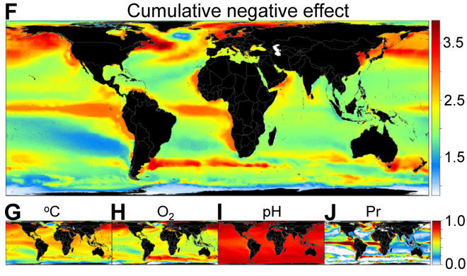 Oceans in trouble by year 2100: 'The consequences are massive'