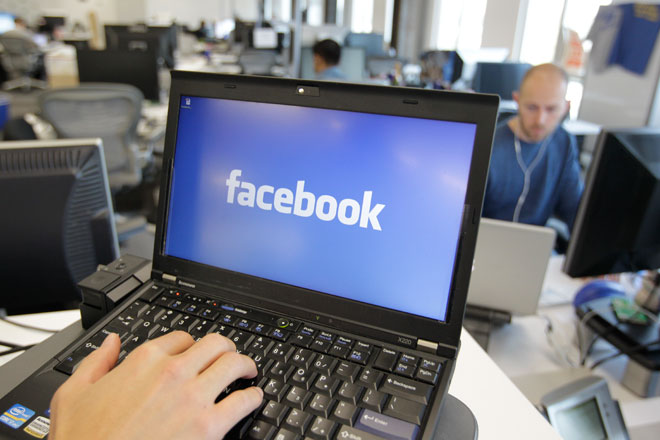 Facebook to warn users about beheadings, gruesome content