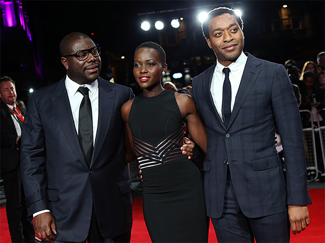 Britain 12 Years A Slave Gala Screening