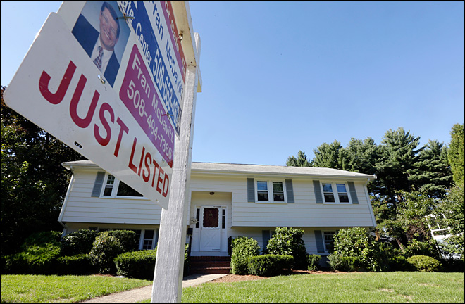 U.S. existing-home sales drop 1.9 percent in September