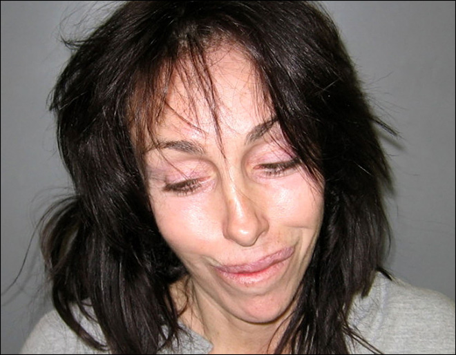 Former Hollywood madam Heidi Fleiss accused of DUI with pot
