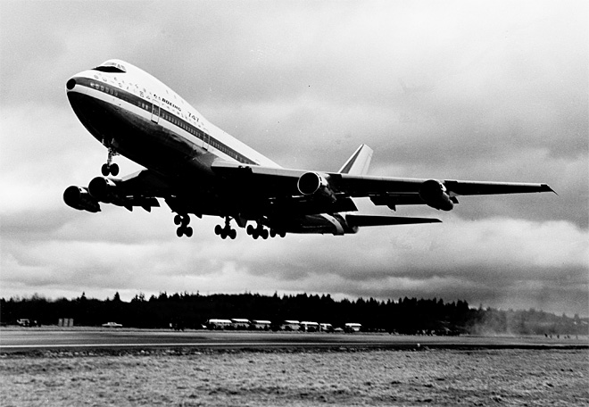 Boeing 747-The End?