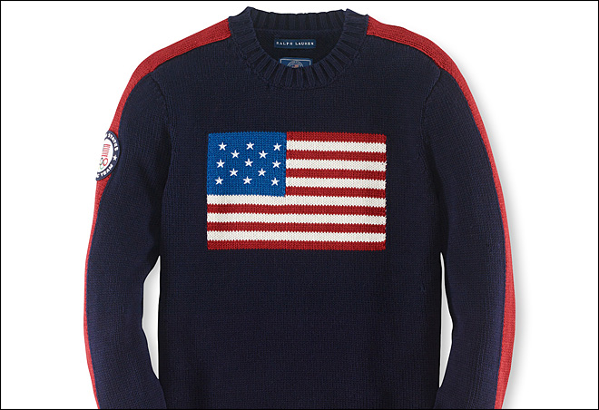 Oregon ranch provides yarn for Team USA Olympic uniforms
