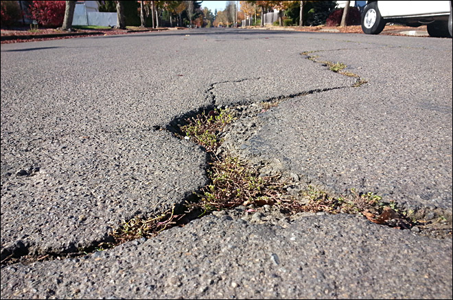 Springfield weighs options on funding street repairs