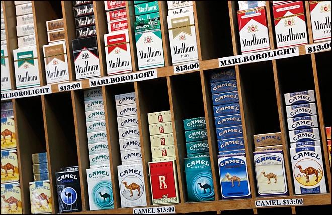 New York City council votes to make tobacco-buying age 21