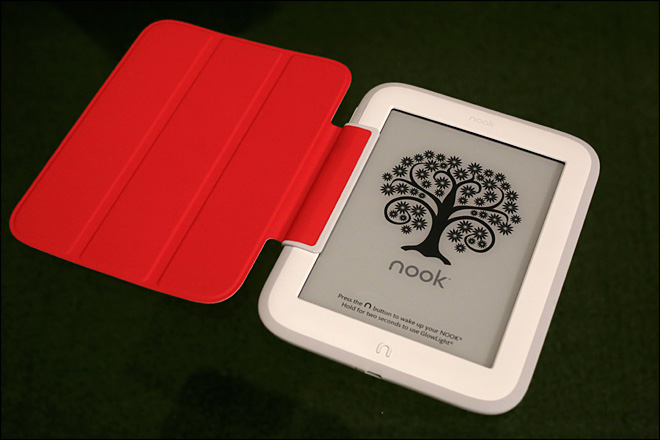 Barnes & Noble releases new Nook e-reader for $119