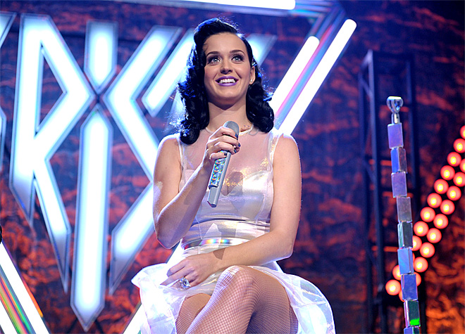 Katy Perry iHeartRadio Album Release Party