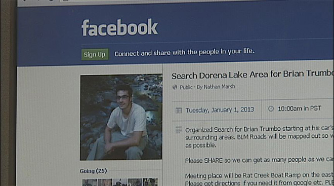 Friends of missing Oakland man make search group on Facebook