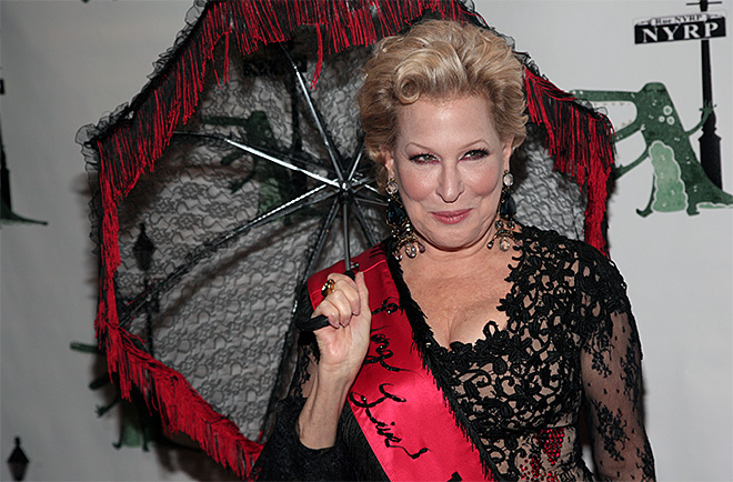 Bette Midler's New York Restoration Project's 18th Annual Hulawe