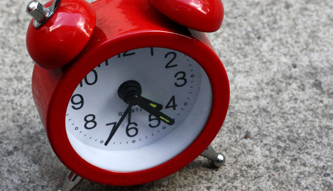 Got a fall back plan? Daylight Saving Time ends Sunday at 2 a.m.