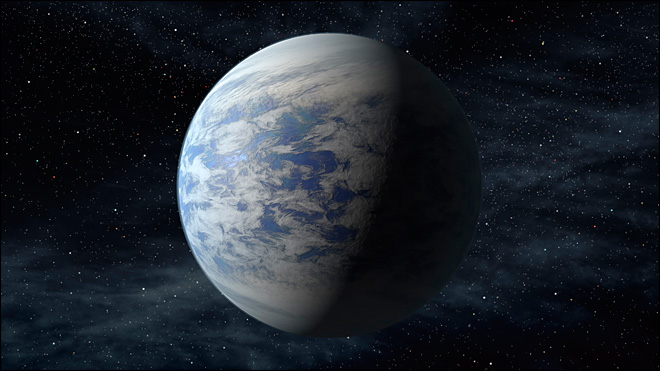 Study finds 8.8 billion Earth-size, just-right planets