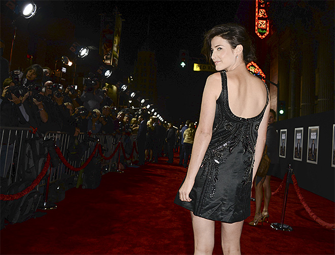 "World Premiere of ""Delivery Man"" - Red Carpet"