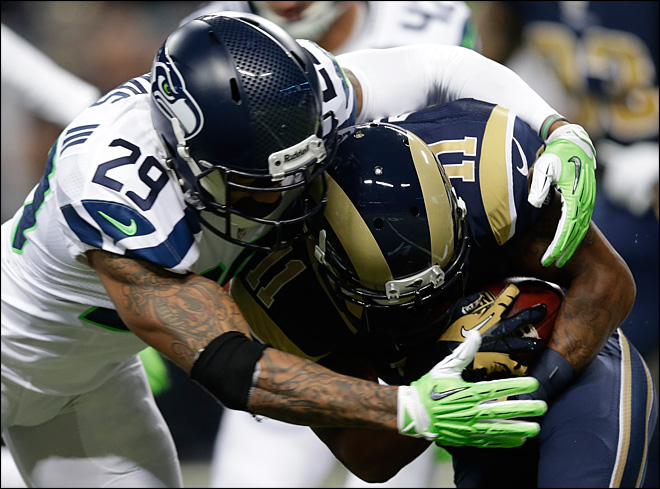 Seattle's Thomas uses loss to Falcons as motivation