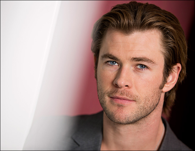 Hemsworth back as Thor, but won't be type-cast