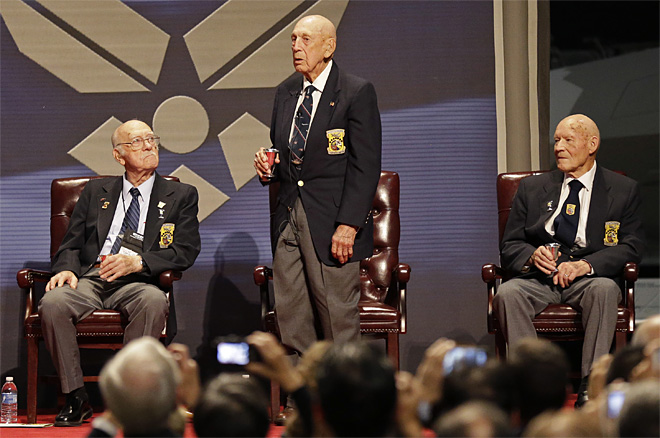 Doolittle Raiders Final Toast