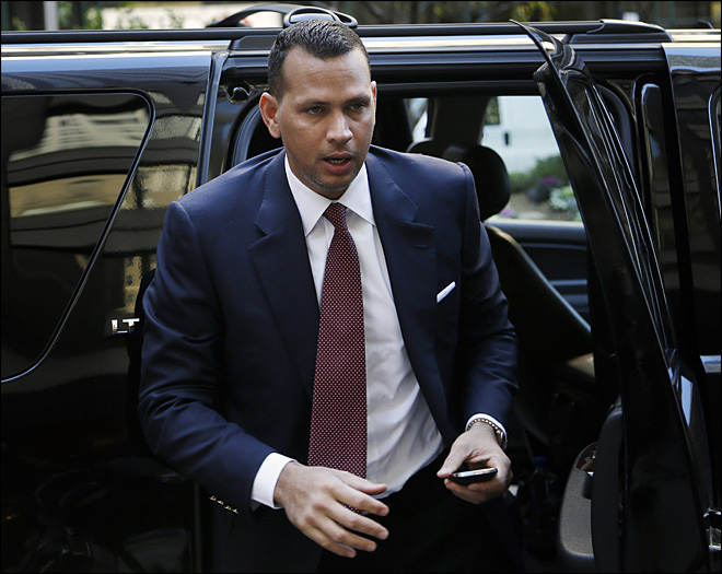 A-Rod walks out of own grievance hearing