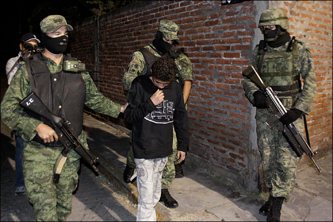 Teen cartel killer released in Mexico, goes to US