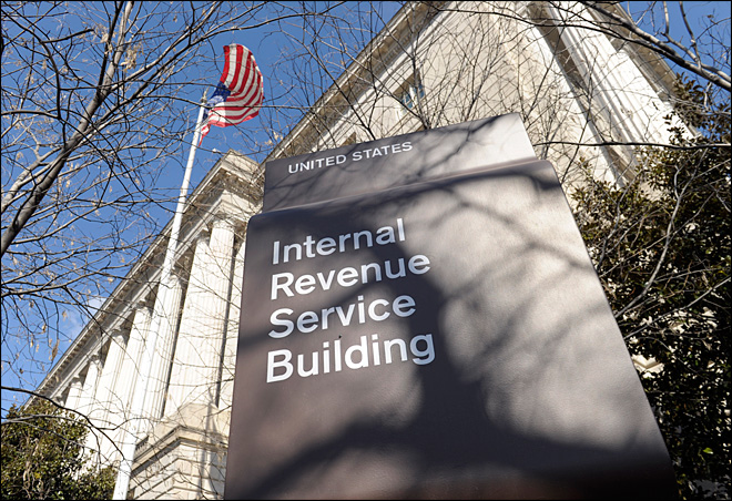 IRS pushes to rein in tax-exempt political groups