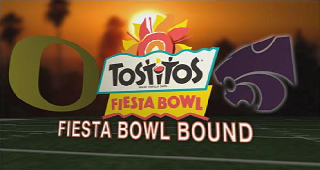 Fiesta Bowl Bound: On-Demand