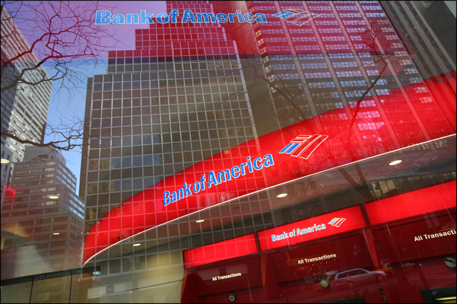 U.S. wants Bank of America to pay $2.1 billion in penalties