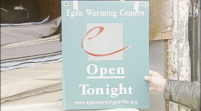 Warming centers brace for demand from cold snap