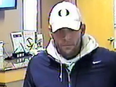 O, no! Suspect wears Duck hat to North Carolina bank robbery