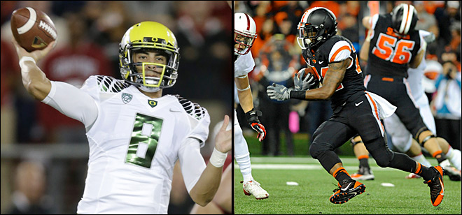 Both Beavers and Ducks go bowling in post-season