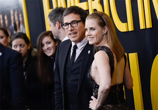 "NY Premiere of ""American Hustle"""